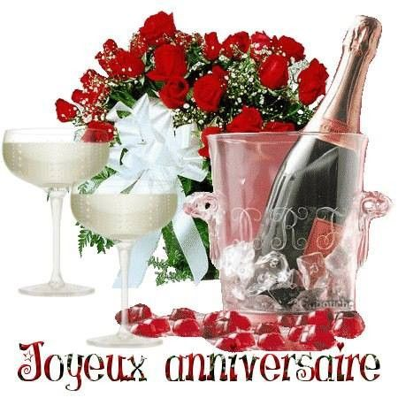 Joyeux Anniversaire Mon Amour Gros Baiser Armand